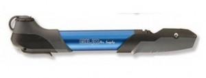 Ручной насос Giyo GP-97A алюминиевый, синий,  AV,FV