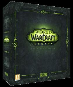 игра World of Warcraft: Legion. Коллекционное издание