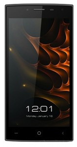 Смартфон Bravis A501 BRIGHT Black (A501 BRIGHT black)