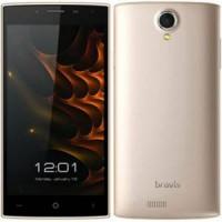 Смартфон Bravis A501 BRIGHT Gold (A501 BRIGHT gold)