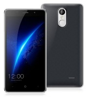 Смартфон Bravis A504 Trace Dual Sim Black (A504 Trace black)