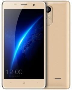 Смартфон Bravis A504 Trace Dual Sim Gold (A504 Trace gold)