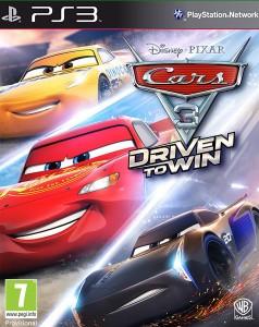 игра Cars 3 Driven to Win PS3 Тачки 3. Навстречу победе PS3 - русская версия