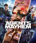скриншот Agents of Mayhem Day One Edition PS4 - Agents of Mayhem. Издание первого дня - Русская версия #2