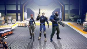 скриншот Agents of Mayhem Day One Edition PS4 - Agents of Mayhem. Издание первого дня - Русская версия #5