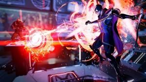 скриншот Agents of Mayhem Day One Edition PS4 - Agents of Mayhem. Издание первого дня - Русская версия #6