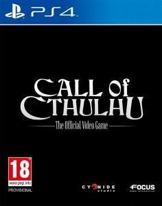 игра Call of Cthulhu PS4