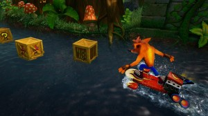 скриншот Crash Bandicoot N' Sane Trilogy PS4 #3