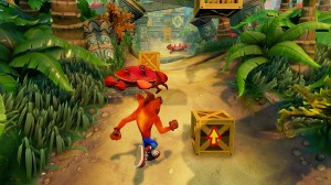 скриншот Crash Bandicoot N' Sane Trilogy PS4 #8