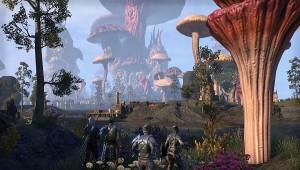 скриншот The Elder Scrolls Online: Morrowind - PlayStation 4 Collector's Edition #8