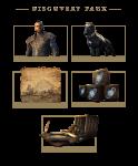 скриншот The Elder Scrolls Online: Morrowind - PlayStation 4 Collector's Edition #3