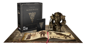 скриншот The Elder Scrolls Online: Morrowind - PlayStation 4 Collector's Edition #2