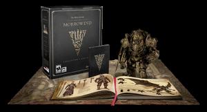 скриншот The Elder Scrolls Online: Morrowind - PlayStation 4 Collector's Edition #2