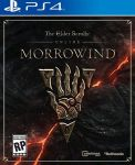 игра The Elder Scrolls Online: Morrowind PS4