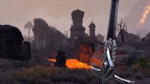 скриншот The Elder Scrolls Online: Morrowind PS4 #7