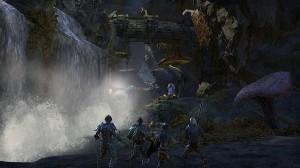 скриншот The Elder Scrolls Online: Morrowind PS4 #2