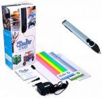 3D-ручка 3Doodler Create для профессионального использования, голубой металлик (3DOOD-CRE-PBLUE-EU)