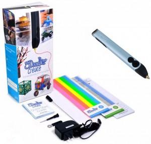 3D-ручка 3Doodler Create для профессионального использования