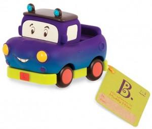 Машинка инерционная Battat 'Забавный автопарк' джип (BX1501Z)