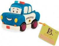 Машинка инерционная Battat 'Забавный автопарк' полиция (BX1497Z)
