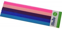 Набор стержней для 3Doodler Create, 25 шт, глубокий цвет (PL-MIX9)