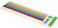 Набор стержней для 3Doodler Create, 25 шт, металлик (PL-MIX4)