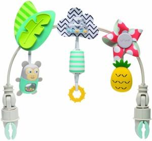 фото Гибкая дуга для коляски Taf Toys 'Тропический оркестр' (12135) #2