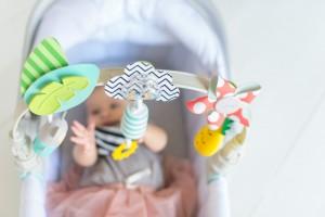 фото Гибкая дуга для коляски Taf Toys 'Тропический оркестр' (12135) #4