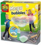 Набор для создания гигантских мыльных пузырей SES 'Мега' (02251S)