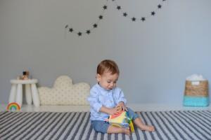 фото Развивающая игрушка-кубик Taf Toys 'Веселые зверушки' (12185) #6