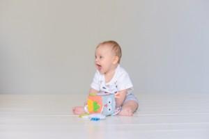 фото Развивающая игрушка-кубик Taf Toys 'Веселые зверушки' (12185) #2