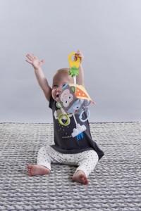 фото Развивающая игрушка-кубик Taf Toys 'Веселые зверушки' (12185) #7