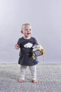 фото Развивающая игрушка-кубик Taf Toys 'Веселые зверушки' (12185) #5