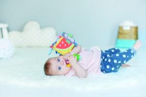 фото Развивающая игрушка-кубик Taf Toys 'Веселые зверушки' (12185) #4