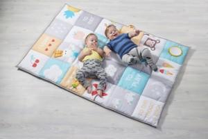 фото Развивающий большой коврик Taf Toys 'Мои увлечения' 100х150 см (12175) #6