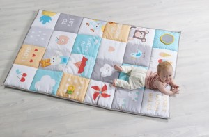 фото Развивающий большой коврик Taf Toys 'Мои увлечения' 100х150 см (12175) #7