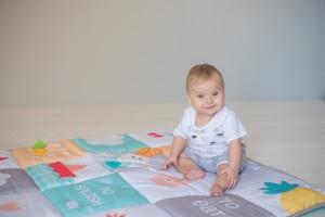фото Развивающий большой коврик Taf Toys 'Мои увлечения' 100х150 см (12175) #4