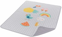 Развивающий коврик для прогулок Taf Toys 'Идем гулять' 140х115 см (12145)