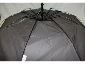 фото Зонт полуавтомат в 3 сложения с проявкой (антиветер) (мятный) #3