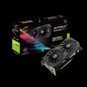 Видеокарта ASUS GeForce GTX1050TI 4GB DDR5 Gaming Strix OC (STRIX-GTX1050TI-O4G-G)