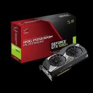 Видеокарта ASUS GeForce GTX1080 Ti 11GB GDDR5X POSEIDON GAMING ROG (POSEIDON-GTX1080TI-P11G)