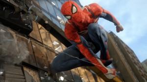 скриншот Spider-ManPS4 #2