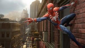 скриншот Spider-ManPS4 #4