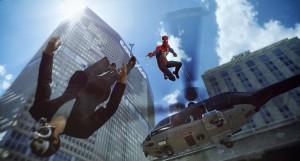 скриншот Spider-ManPS4 #3