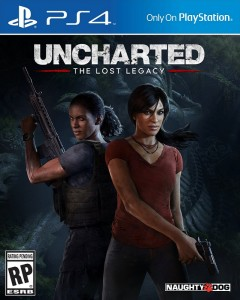 игра Uncharted: The Lost LegacyPS4
