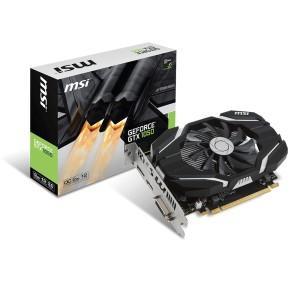 Видеокарта MSI GeForce GTX1050 2GB DDR5 OC (GF_GTX_1050_2G_OC)