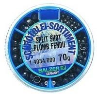 Набор грузов (дробь) Balzer Split Shot 70гр (14034 000)