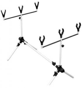 Подставка Lineaeffe Rod Pod для трех удилищ (6313056)