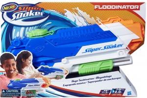 Водяной бластер Hasbro Нерф 'Супер Сокер. Флудинатор' (B8248)