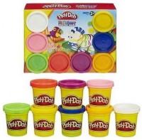 Набор из 8 мини баночек Play-Doh